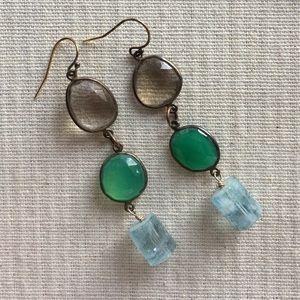 Meredith Jackson Jewelry - Meredith Jackson     gorgeous tiered earrings